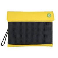 Клатч для планшета Upixel Жовто-чорний (WY-B010F)