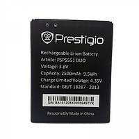 Prestigio Аккумулятор Prestigio PSP5551 для Grace S5 LTE 5551 Duo оригинал