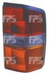 Правый задний фонарь Ниссан Патрол, с 1990 года, 3-х цветный, красно-бело-желтый / NISSAN PATROL (1981-1997)