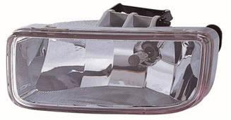Правая фара противотуманная Шевролет Авео T200 до 10.05 без лампы h27w/2 / CHEVROLET AVEO T200 (2004-2006)
