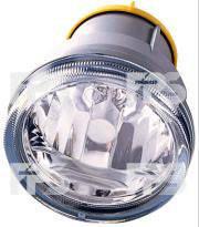 Левая (правая) фара противотуманная Пежо Эксперт 03-07 под лампу h1 без лампы / PEUGEOT EXPERT (2003-2007)