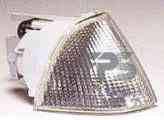 Левый указатель поворота Ситроен Жампи 96-03 белый без патрона / CITROEN JUMPY (1996-2003)