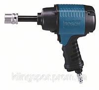 """Импульсный гайковерт 1/2"""" с удлиненным шпинделем Bosch 0607450618"""