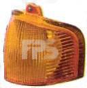 Левый указатель поворота Форд Эскорт -90 желтый без патрона / FORD ESCORT (1986-1990)