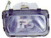 Левая фара Форд Сиерра -87 (1 лампа) / FORD SIERRA (1982-1987)