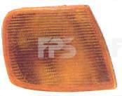 Левый указатель поворота Форд Сиерра -93 желтый без патрона / FORD SIERRA (1987-1993)
