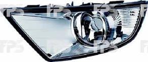 Левая фара противотуманная Форд Мондео 04-07 без лампы / FORD MONDEO III (2001-2007)