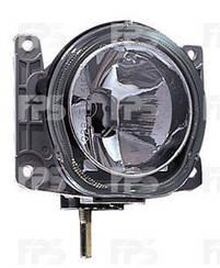 Левая (правая) фара противотуманная Пежо Боксер 02-06 без лампы / PEUGEOT BOXER (2002-2006) Код: FP 2604 H0-E