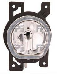 Правая фара противотуманная  Фиат Добло 10- под лампу h1 без лампы / FIAT DOBLO (2010-2015)