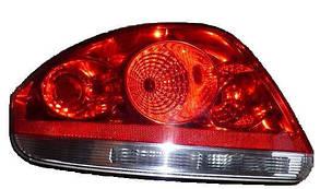 Левый задний фонарь 2xP21W,PY21W,R5W Фиат Линеа 07- / FIAT LINEA (2006-)