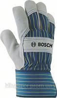 Защитные перчатки из воловьего спилка GL SL 10 - 10 пар 2607990105