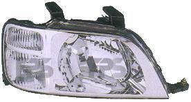 Правая фара Хонда ЦРВ -01 механическая/электрическая регулировка / HONDA CRV (1997-2001)