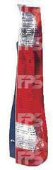 Левый задний фонарь красно-белый без платы Хонда ЦРВ -06 / HONDA CRV (2002-2006)