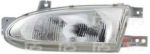 Левая фара Хюндаи Акцент 95-97 кузов 4/5 door механическая регулировка / HYUNDAI ACCENT (1995-1999)