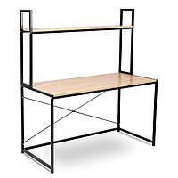 Компьютерный стол в стиле LOFT (NS-970000249), вис-1400мм, шир-600мм, довж-1200мм,