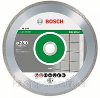 Алмазный отрезной круг (диск) Bosch Professional for Ceramic (180, 25,4) 2608602536