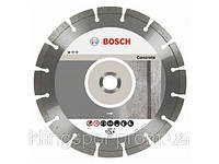 Алмазный отрезной круг (диск) Bosch Standart for Concrete (125, 22,23) 2608602197