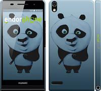 "Чехол на Huawei Ascend P6 Кунг-фу Панда ""759c-39"""
