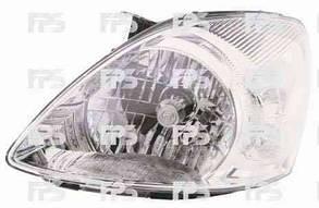 Левая фара Хюндаи Матрикс 08-10 механическая/электрическая регулировка h4 / HYUNDAI MATRIX (2001-2010)