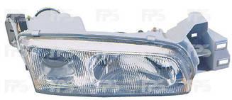 Левая фара Мазда 626 92-97 h1+h1 электро регулировка бензин / MAZDA 626 (1992 -1997)