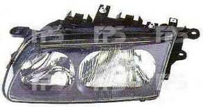 Левая фара Мазда 626 97-00 электро регулировка корректор встроенный / MAZDA 626 (1997-2002)