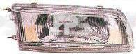 Левая фара Митсубиши Ланцер VII 92-95 механическая регулировка / MITSUBISHI LANCER VII (1992-1995)