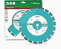 Алмазный отрезной круг Distar SS65H 1A1RSS/C1 300x3.2/2.2x10x25.4 - (11.5)-18-Hit Technic Дистар