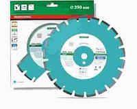 Алмазный отрезной круг Distar SS65H 1A1RSS/C1 350x3.5/2.5x10x25.4 - (11.5)-21-Hit Technic Дистар