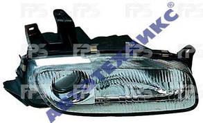 Правая фара Мазда 323 95-98 F механическая/электрическая регулировка / MAZDA 323 (1995-1998)