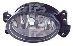 Левая фара противотуманная Мерседес 209 02-09 (C209-CLK) под лампу h11 овальная без лампы / MERCEDES CLK W209 (2002-2009)