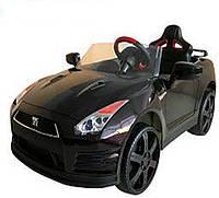 Электромобиль детский 7Toys C1908 2 мотора черный