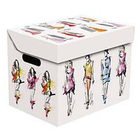 Global-Pak (Польша) Ящик для хранения картонный ONE мода 2437.13