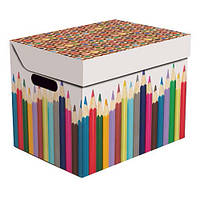 Global-Pak (Польша) Ящик для хранения картонный ONE карандаши 2437.15
