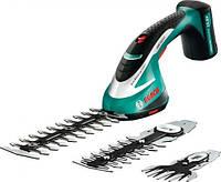 Аккумуляторные ножницы для травы и кустов Bosch ASB 10,8 LI Set