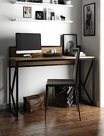 Письменный/Офисный стол в стиле LOFT (NS-970001186), вис-970мм, шир-500мм, довж-1350мм,, фото 1