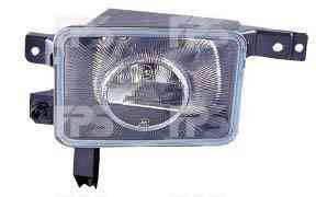 Правая фара противотуманная Опель Комбо 01-11 без лампы / OPEL COMBO (2001-2011)