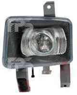 Левая фара противотуманная Опель Вектра B 99-02 без лампы / OPEL VECTRA B (1995-2002)