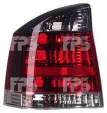 Левый задний фонарь Опель Вектра C 02-09, кузов седан, дымчато-красный, без платы / OPEL VECTRA C (2002-2009)