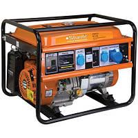 Бензиновый генератор Штурм (Sturm) PG8755 5,5 кВт.