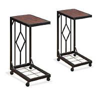 Приставной столик в стиле LOFT (NS-970000995)