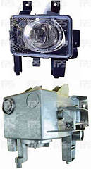 Правая фара противотуманная Опель Зафира с 2007 года (кроме opc) без лампы / OPEL ZAFIRA B (2005-2011)