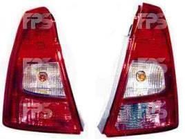 Правый задний фонарь Рено Логан 08-13, кузов седан, без патронов / RENAULT LOGAN (2004-2013)