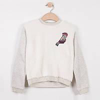 Модная детская кофточка для девочки Птица Little Maven