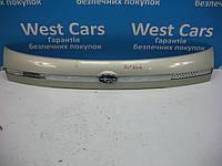 Накладка крышки багажника (панель подсветки номера) Subaru Outback 2006-2009 Б/У
