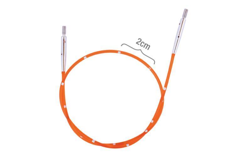Кабель 94 см для создания круговых спиц длиной 120 см/47 IC KnitPro