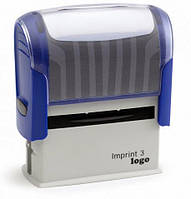 Датер Trodat Imprint 3 logo 58х22 мм б/у