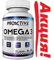 Витамины и минералы ProActive Omega 3 (60caps)