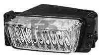 Правая фара противотуманная Вольксваген Кадди -04 без лампы / VOLKSWAGEN CADDY (1995-2004)