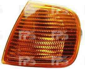 Левый указатель поворота Вольксваген Кадди -04 KOMBI желтый / VOLKSWAGEN CADDY (1995-2004)