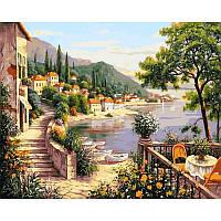 Картина по номерам Летняя гавань 40 х 50 см (с коробкой), фото 1